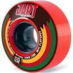 Jart Kingston 83B 52mm Wheels rouge Roues de skateboard