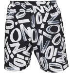Jordan M J Zion Df Perf Aop Woven Short, Black/Lt Smoke Grey/White, Shorts de basket, DH0590-010 L