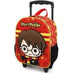 Karactermania Harry Potter Wand-Sac à Dos 3D à roulettes (Petit), Multicolour