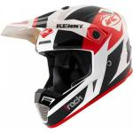 Kenny Casque Cross Kenny Track - Graphic - Black Red 2021 Black Red