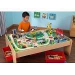 Kidkraft Circuit de Train + Table en Bois Waterfall Mountain - 17850