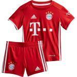 Kit Adidas Fc Bayern Home Babykit 2020/21 Fi6205 Taille 9m (69-74 Cm)