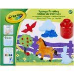 Kit créatif Crayola Atelier de Peinture