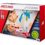 Kit d'inventions pour machines à engrenages 188 pièces MECCANO