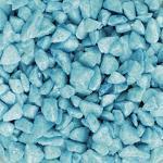 Knorr Prandell 218236212 Pierres décoratives Turquoise 9 à 13 mm 500 ml