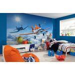 Komar 8-465 Photo Murale, Vinyle, Disney Planes Nuages au-Dessus de la, 368cm x 254cm