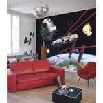 Komar 8-489 Photo Murale, Vinyle, Star Wars Millennium Falcon, 368cm x 254cm