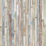 Komar Papier peint Vintage Wood 184 x 254 cm 4-910