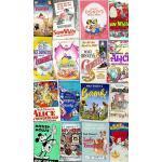 Komar VD Panneau de 040 non-tissé Disney Movie Posters Retro Girls 1 Gare, avec colle, multicolore, 120 x 200 cm