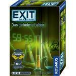 Kosmos Games 692742 - Exit - The Game The Secret Labor By Kosmos Verlags-Gmbh & Co