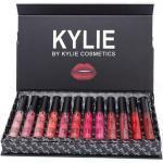Kylie 12 Couleurs Portable Matte Lipsticks Kit Lèvres Hydratant Rouge Gift Set 12 Couleurs