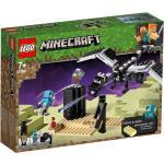 La bataille de l'End Lego Minecraft