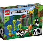 La garderie des pandas Lego Minecraft
