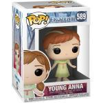 La Reine Des Neiges - Young Anna - Funko Pop Figurines n°589 - Funko Pop Figurines - pour unisex - multicolored