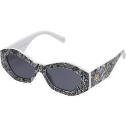 Le Specs Femmes Lunettes de soleil - THE GINCHIEST - LSP1902077 - 53mm - Havana, Cat-Eye