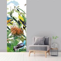 Lé vertical Flori 100 x 270 cm