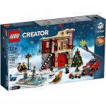 LEGO® 10263 La caserne des pompiers du village d'hiver
