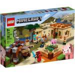 Lego Minecraft The Illager Raid 21160