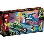 Les bolides de Jay et Lloyd Lego Ninjago