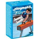 Les Playmobils aux Jeux Olympiques : le cheval d'arçons Playmobil