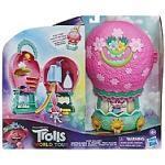Les Trolls 2 Tournée Mondiale De Dreamworks - La Montgolfière Et Figurine Poppy - Dreamworks