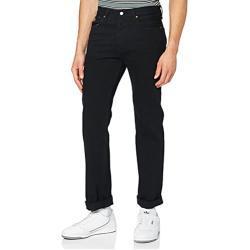 Levi's 501 Original Fit Jeans, Black, 28W / 32L Homme