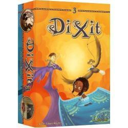 Libellud - Dixit 3 - 84 Nouvelles Cartes pour Dixit