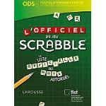 L'officiel du jeu Scrabble - la liste officielle des mots autorisés (Relié)