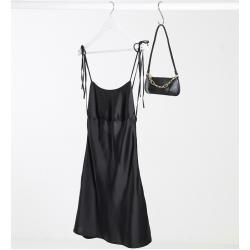 Robes trapèze Lola May noires courtes pour femme