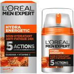 L'Oréal Men Expert Skincare Hydra Energetic Soin Hydratant Anti-Fatigue 5 Actions 50ml