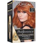 L'Oréal Préférence Coloration Dublin 7.4