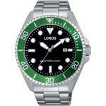 Lorus Hommes Analogique Quartz Montre avec Bracelet en Acier Inoxydable RH943GX9