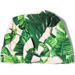 Luxe Shower Cap Palm Leaves