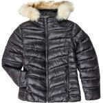 Manteaux Kaporal noirs look fashion pour garçon