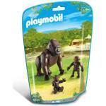 Maman gorille et ses bébés n°6639 Playmobil
