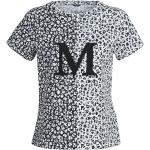 T-shirts MARCIANO noirs à manches courtes look fashion pour femme en promo