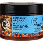 Masque Naturel À Lhuile Dargan Bio Pour Cheveux - Planeta Organica Organic Argana Rich Hair Mask 300 ml