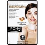 Masque visage & cou coton régénérant IROHA