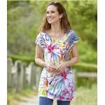 Maxi Tee-shirt Fleurs