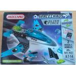Meccano - 803100a - Space Chaos - Patrol Silver Force