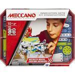 MECCANO - KIT D'INVENTIONS - MOTEUR - Coffret Créations Motorisées Avec Moteur, 2 Outils et 1 Perforatrice Maker Tool - Jeu de Construction - 6047099 - Jouet Enfant 10 Ans et +