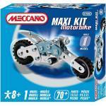 Meccano Maxi Kit Motorbike Ref 840708d-Meccano