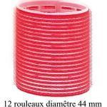 Mezzo Rouleaux velcro Diam 44mm x12