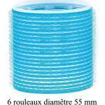 Mezzo Rouleaux velcro Diam 55mm x6