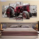 Tableaux à motif tracteurs