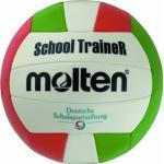 Molten Balle de volley-ball V5STC Blanc/rouge/vert 5