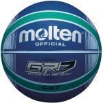 Molten BGR Ballon de Basketball coloré Bleu Bleu/Vert Size 7