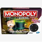 Monopoly Voice Banking - Hasbro Gaming noir