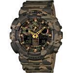 Montre Casio G-Shock GA-100CM-5AER - Montre Résine Chronomètre Casio Montres
