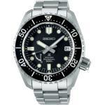 Montre Seiko Prospex LX automatique GMT cadran noir bracelet titane 44,8 mm Homme